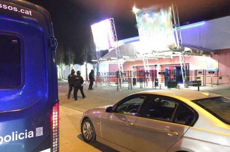 Granollers ha contabilizado en agosto 36 incidentes derivados de la actividad de la discoteca Bora Bora