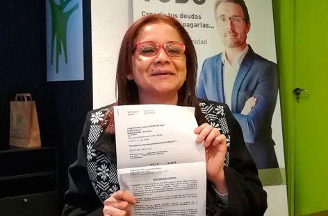 Un juzgado perdona a un vecina de Mollet una deuda de 100.000 euros