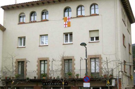 La bandera de Tabarnia empieza a verse en balcones y ventanas de las poblaciones del Vallès Oriental