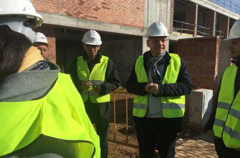 La Escola Quatre Vents de Canovelles, tras 12 años en barracones, estrenará edificio en septiembre