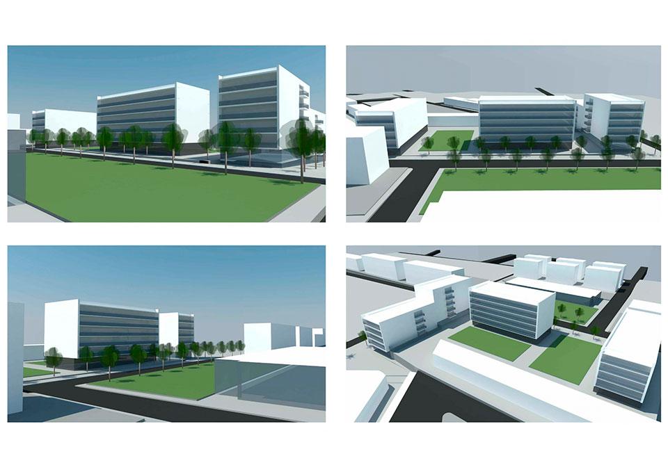 Una cooperativa de ugt construir 39 pisos de protecci n for Pisos proteccion oficial
