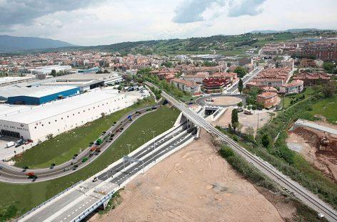 En otoño empezarán las obras de la nueva conexión entre la Ronda Nord y el polígon Can Castells, en Les Franqueses