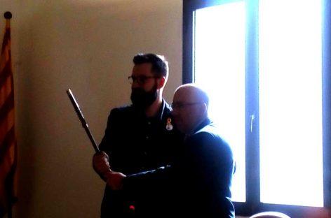 Carles Fernández (PSC) ya es el nuevo alcalde de La Roca