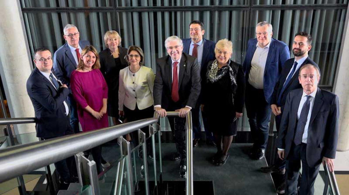 El Consorci auspicia la creación de la Asociación Europea de Zonas Francas