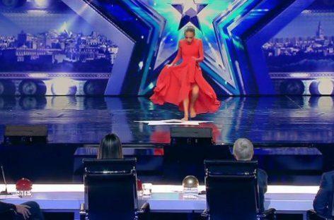Una molletense alumna de una escuela de baile de Parets, a la semifinal de 'Got talent'