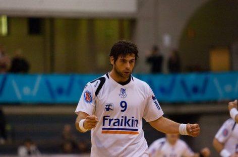 El jugador internacional de la Llagosta Antonio García vuelve al BM Granollers para quedarse