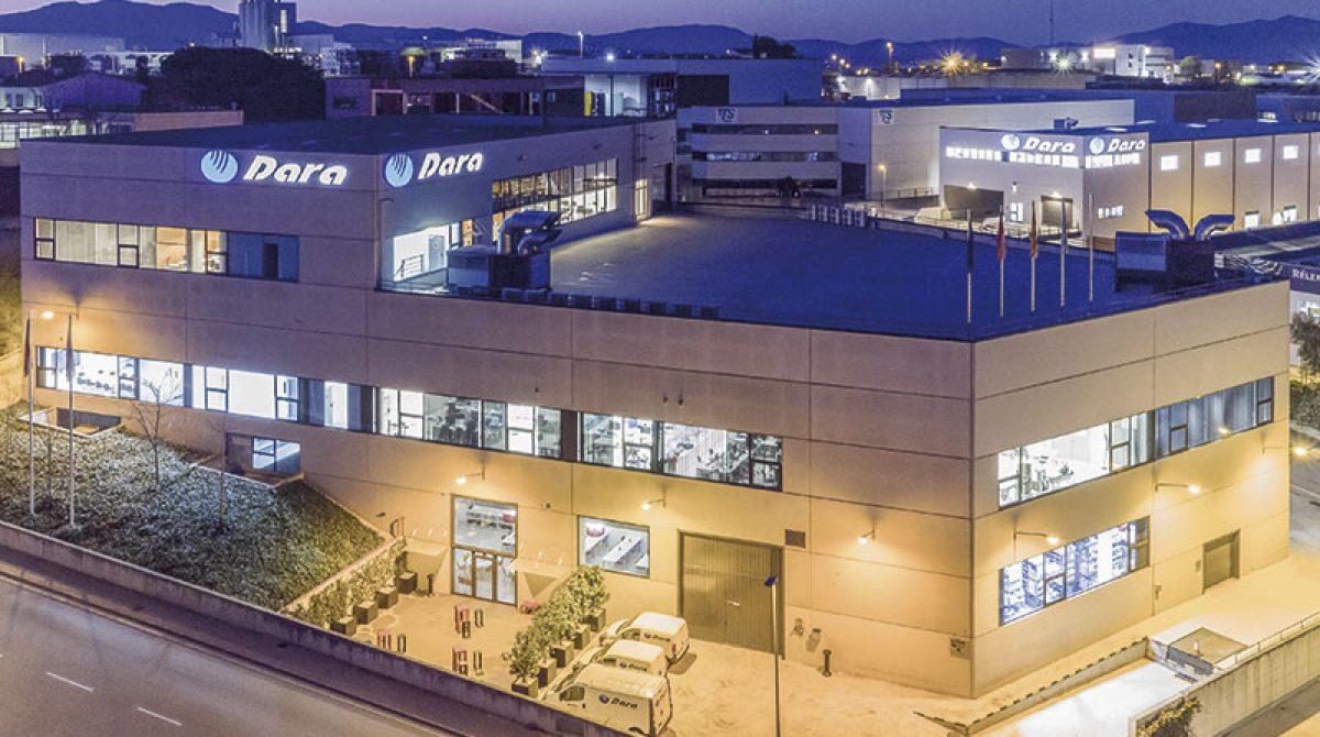 La nueva planta de Dara en Granollers inicia su actividad