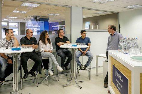 Restaurantes de Granollers ofrecerán a sus clientes agua del grifo en los menús