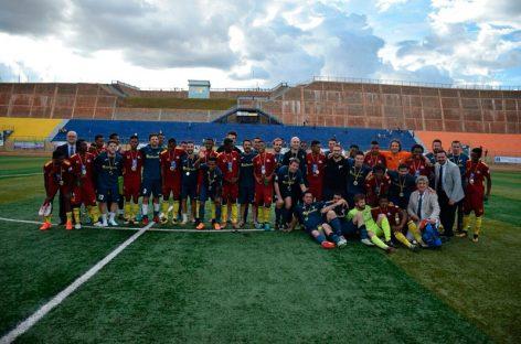 El AE Ramassar viaja a Madagascar para jugar a futbol y para ayudar a comprar un autobús escolar