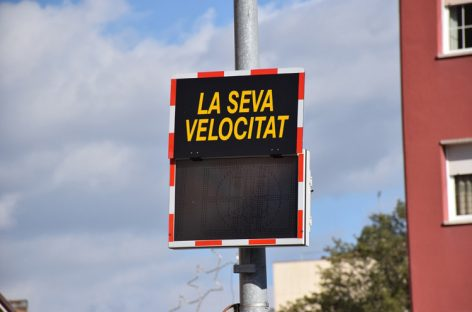 La Policía de Montornès hará controles sancionadores para evitar los excesos de velocidad