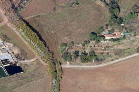 Un hombre muere en Sant Antoni de Vilamajor tras accidentarse y incendiarse su coche