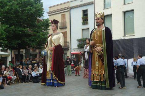 Festa grossa pel mig segle de l'Esteve i la Plàcida