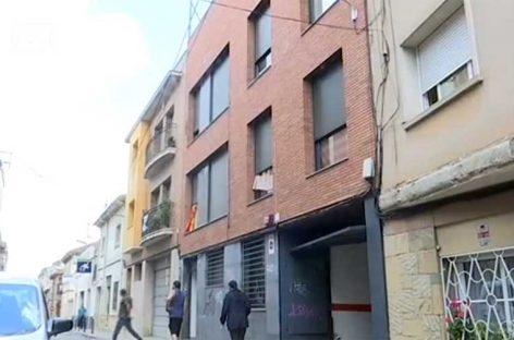 Cuatro detenidos- dos por tentativa de homicidio-  en un mismo bloque de pisos de Mollet
