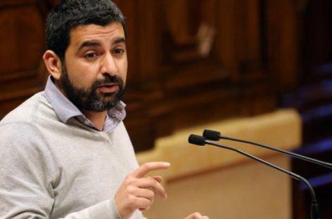 El granollerense Chakir El Homrani y el paretense Jordi Turull nuevos consellers de la Generalitat