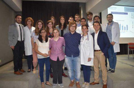 El Hospital General de Granollers celebra el acto de despedida de los nuevos especialistas en formación sanitaria especializada