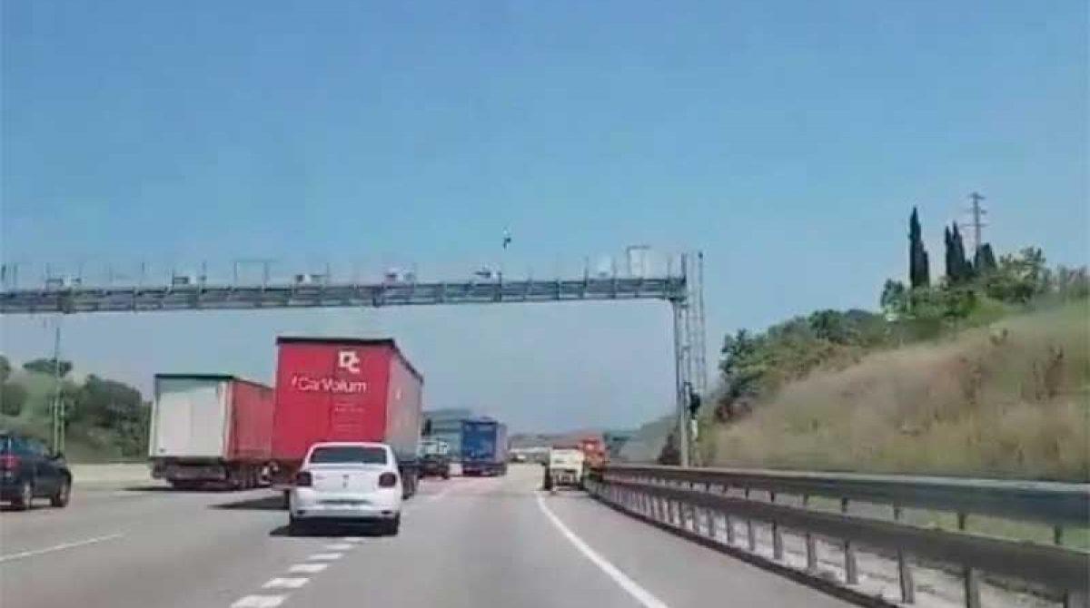 Hoy se pone en marcha el nuevo radar de tramo de la AP7 entre Santa Perpètua y Mollet