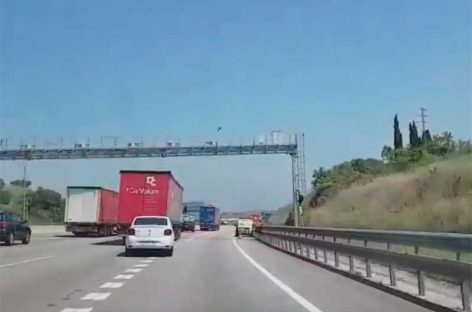 El conseller d'Interior anuncia que este verano entrará en funcionamiento el nuevo radar de tramo entre Barberà i Mollet