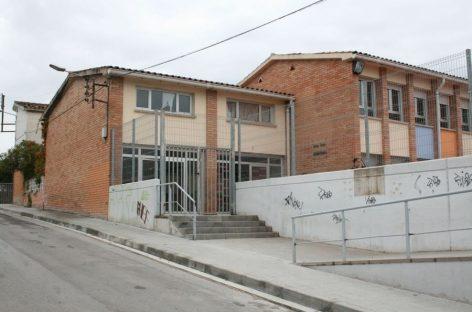 Zasca del alcalde de la Llagosta al presidente de la Generalitat por la falta de inversiones en las escuelas locales