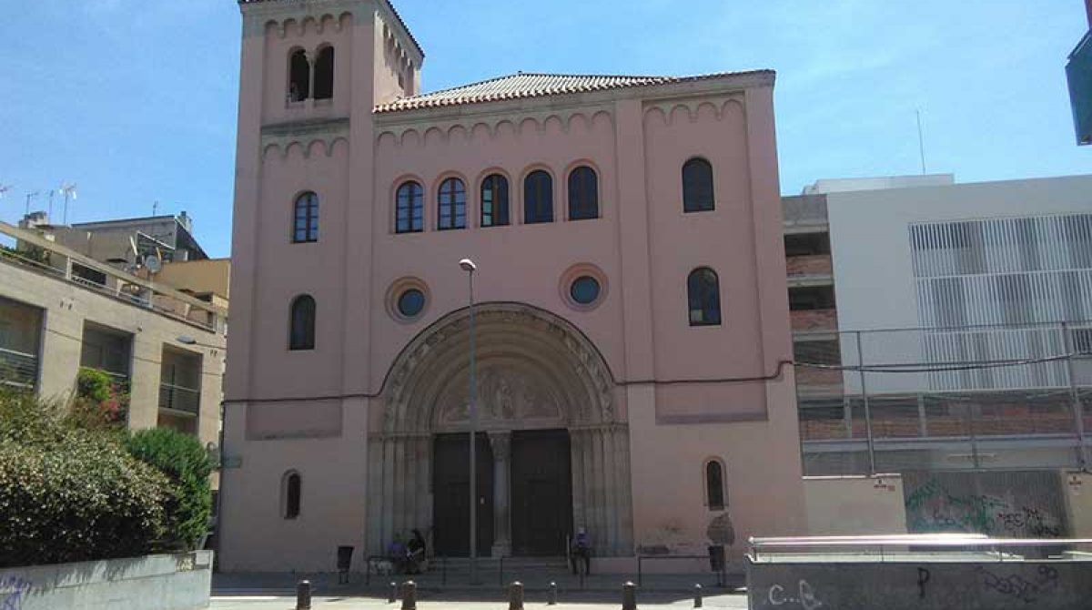 L'església dels escolapis de Granollers s'enderrocarà d'aquí a pocs dies