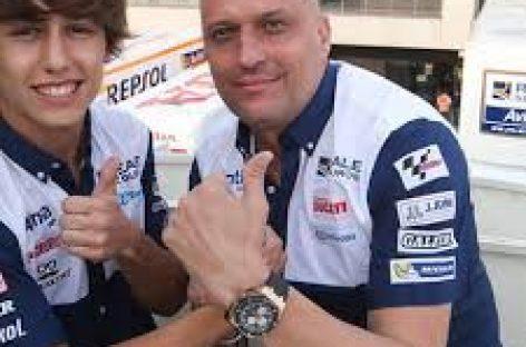 Fallece el joven piloto de Mollet que ayer sufrió un grave accidente en el Circuit de Montmeló