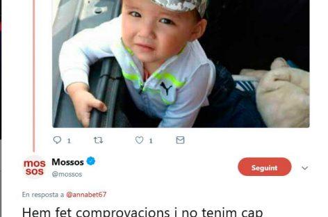 Los Mossos desmienten que se haya producido un intento de secuestro de un bebé en Mollet