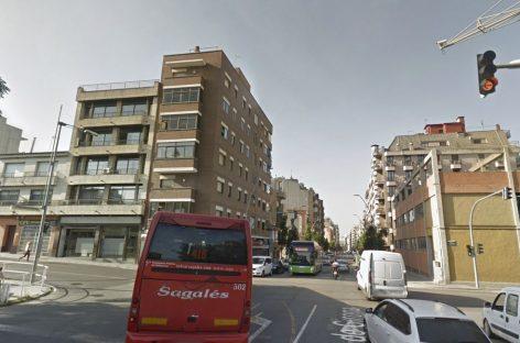 Restricciones de tráfico en la calle de Girona de Granollers a partir del lunes 4 de junio