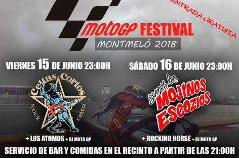 Celtas Cortos y Mojinos Escozíos estrellas del MotoGP Festival Montmeló 2018