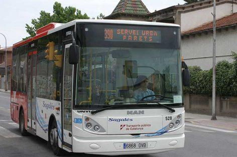 El autobús de Parets realizará paradas a demanda para mujeres durante la Festa Major para prevenir las agresiones sexuales