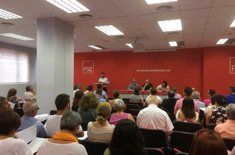El PSC del Vallès Oriental ja ha confirmat 8 candidats per les eleccions municipals