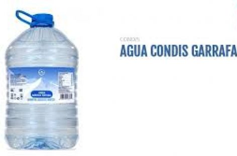 El agua retirada de los Condis y Eroskis por provocar irritación envasada por una empresa de Montmeló