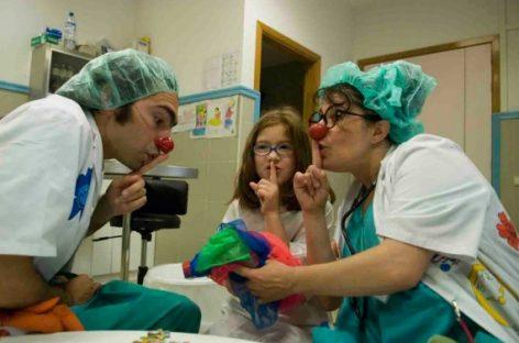 Los niños ingresados en Pediatría del Hospital de Granollers recibirán las visitas de los Pallapupas