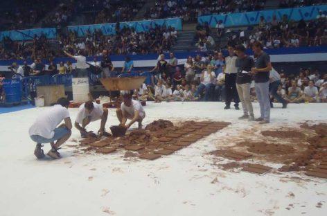 La colla dels Blaus torna a guanyar la Festa Major de Granollers