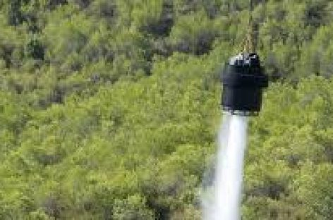 Una empresa de Palautordera patenta un sistema para apagar incendios forestales el doble de rápido