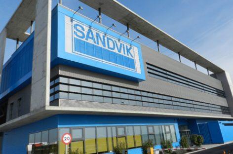 Sandvik de Martorelles traslada su sede social a Madrid