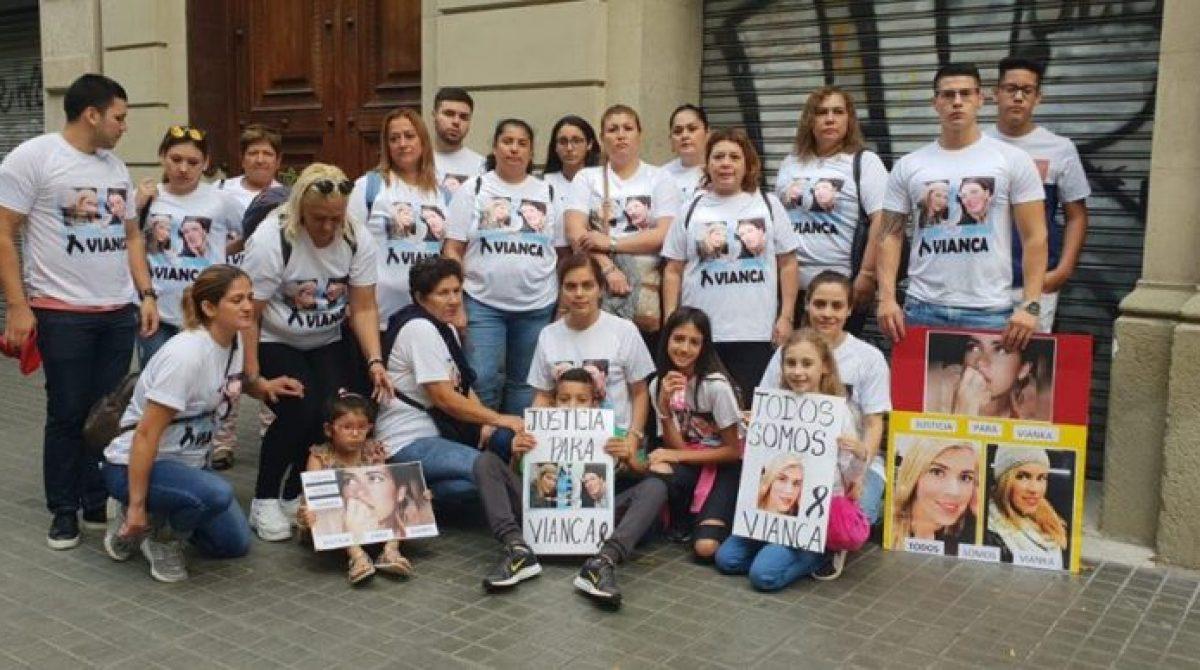 La familia de la mujer encontrada muerta en Granollers pide Justicia y amparo a las instituciones