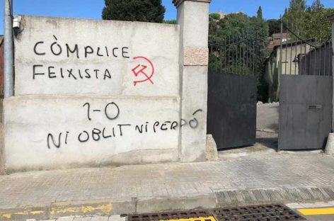 Atacada la casa del alcalde socialista de la Roca, Carles Fernández