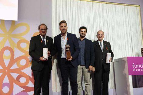 """La firma de Montornès Sorbos premiada como la """"Microempresa más competitiva"""" del 2018 en Catalunya"""