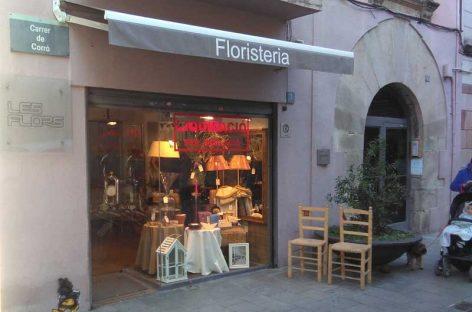 Tanca la tradicional botiga de Les Flors de Granollers