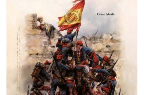 El historiador de la Roca César Alcalá dedica un libro a los voluntarios vallesanos y catalanes en la guerra de África