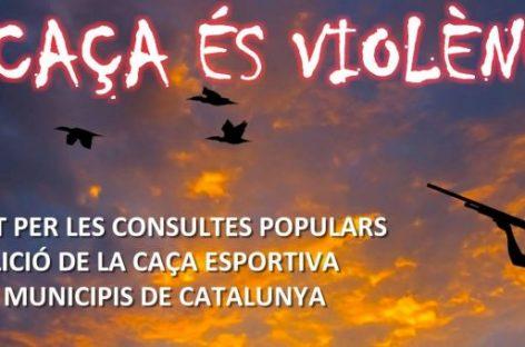Un vecino de Sant Pere de Vilamajor quiere promover una consulta popular para que se prohíba la caza deportiva en el municipio
