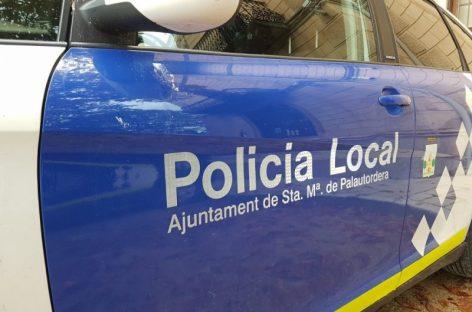 Dos jóvenes de Palautordera detenidos por la policía local en relación a varios robos