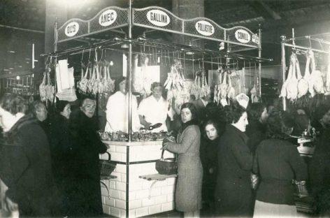 El mercat de Sant Carles celebra el seu primer mig segle