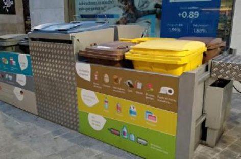 Granollers sanciona a 12 comercios con 200 euros por no separar correctamente los residuos