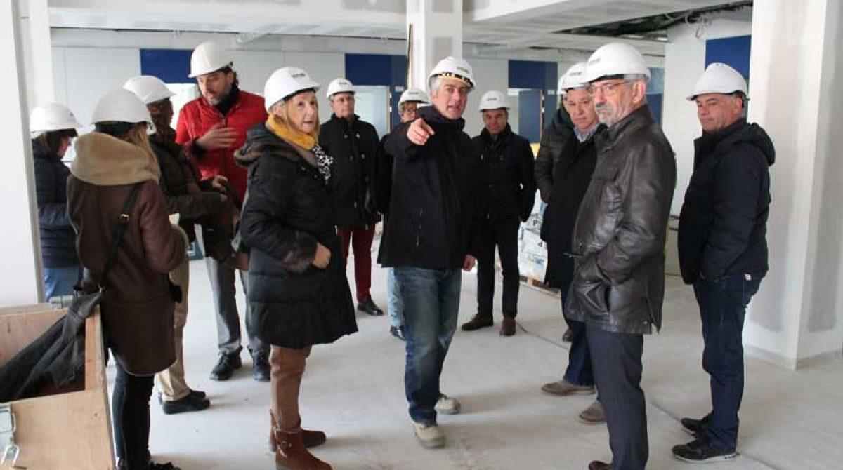 El nuevo ambulatorio de Corró d'Avall está casi terminado y se traspasará al Departamento de Salud dentro de unas semanas