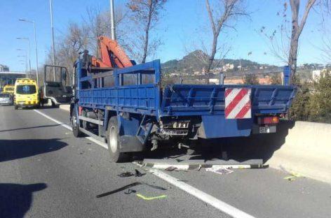 Una anciana de Caldes, primera víctima mortal de las carreteras catalanas en 2019