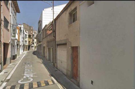 Empiezan las obras de renovación del alcantarillado de la calle Sol de Granollers