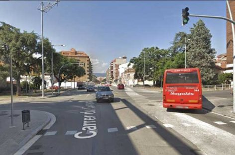 Granollers anula la línea L3 de autobuses durante 5 días por obras entre Girona y Francesc Ribas