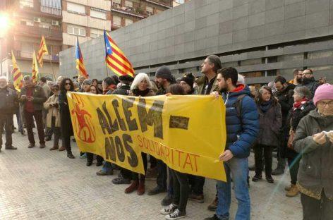 Abertis reclama 19.000 euros a tres CDR del Baix Montseny por levantar el peaje de la Roca