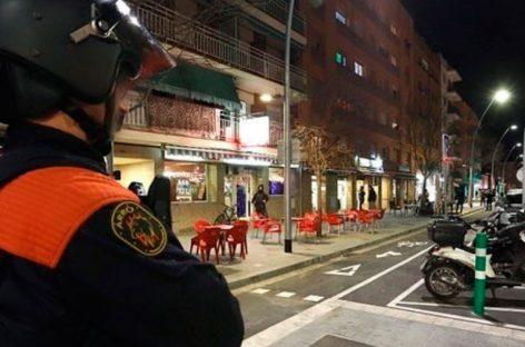 Mossos, policias nacionales y locales actúan contra el tráfico de drogas en Granollers y Les Franqueses