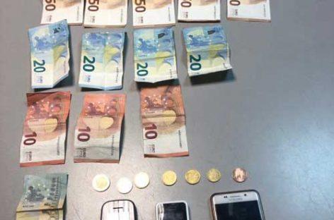 Detenido un hombre por tráfico de drogas en la Garriga